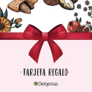 Tarjeta Regalo Dehesia Cosmetica Natural