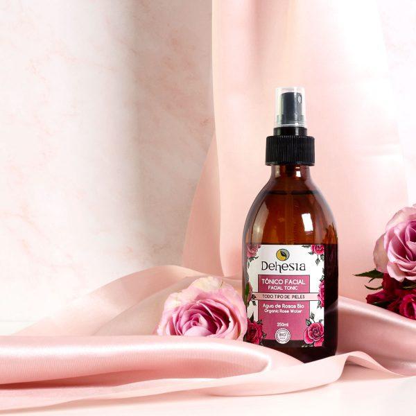 Agua Rosas Tonico Dehesia