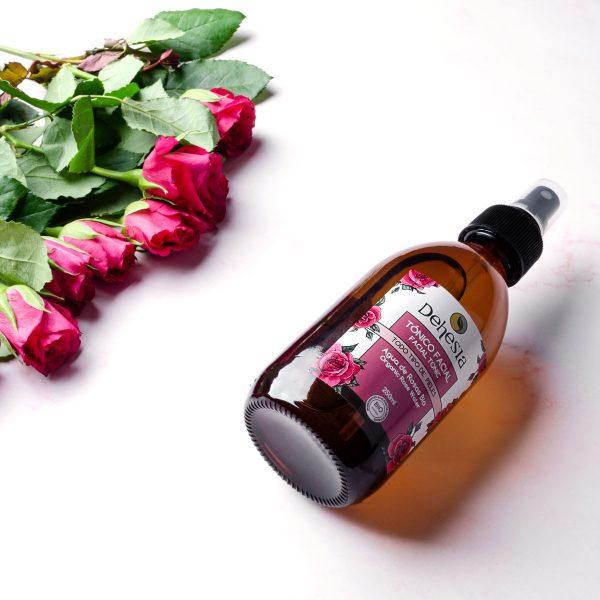 Agua Rosas Tonico Facial Dehesia