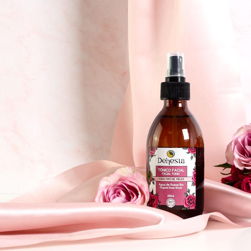Agua Rosas Tonico Facial