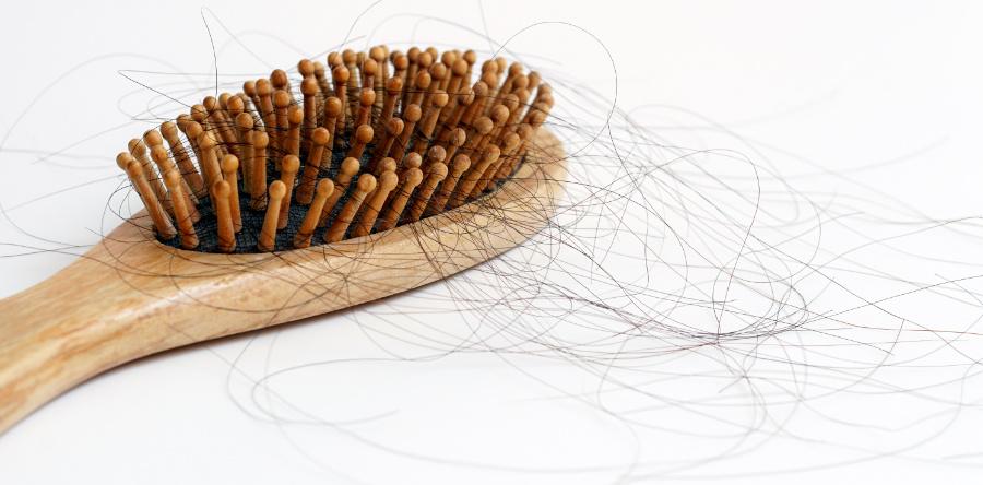 cepillo caida pelo