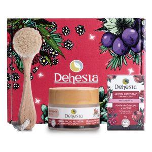 Cofre Pack Navidad Regalo Cuidado Facial Dehesia Cosmetica Natural