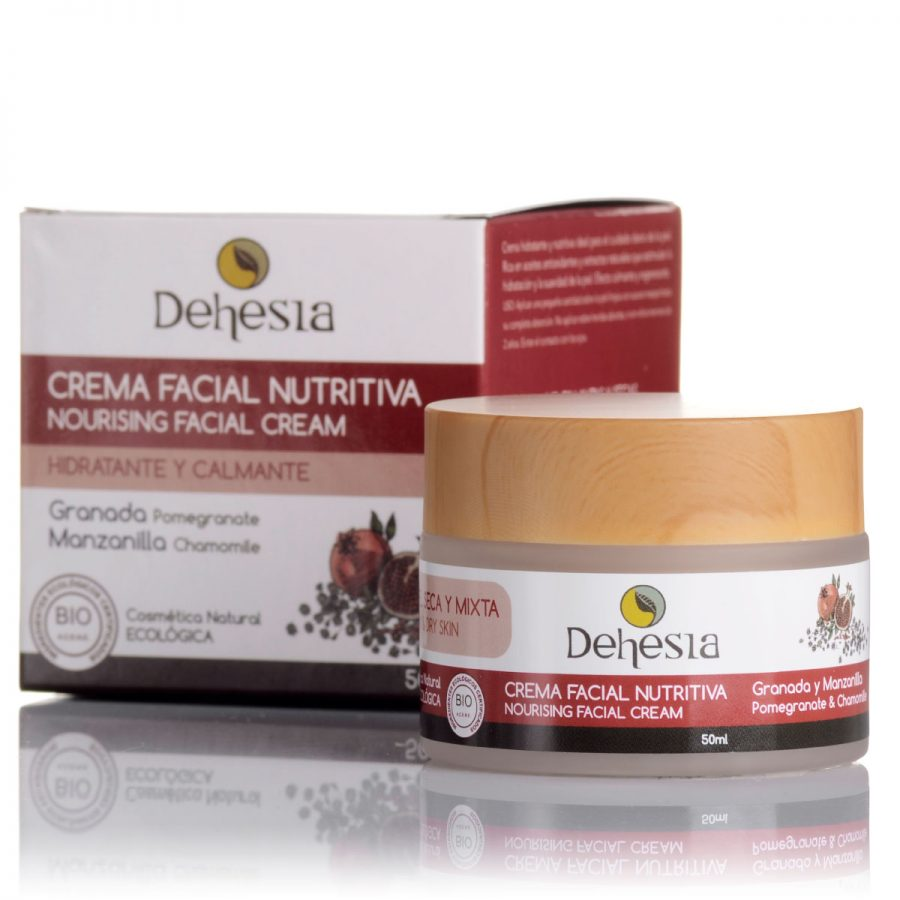 Crema Facial Natural Dehesia