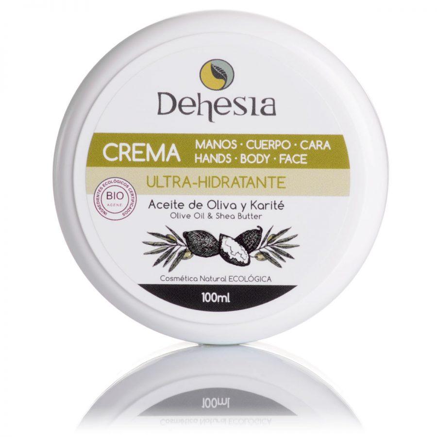 Crema Manos Hidratante Natural Dehesia Econatural