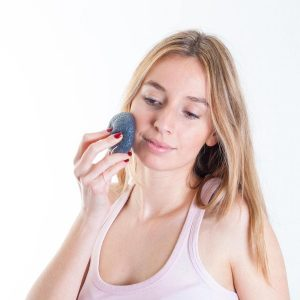 Esponja konjac limpieza facial