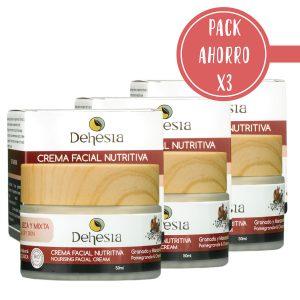 Pack Ahorro X3 Dehesia Crema Facial