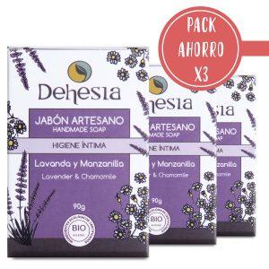 Pack Ahorro X3 Dehesia Jabon Intimo