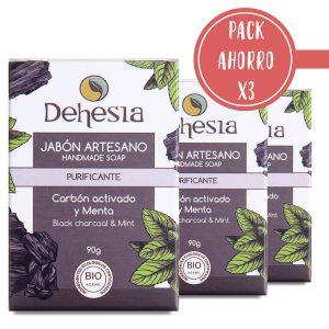 Pack Ahorro X3 Dehesia Jabon Purificante
