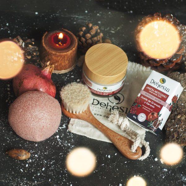 Pack Navidad Granada Antioxidante de Dehesia Cosmética Econatural