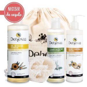ritual ducha saludable dehesia cosmetica natural