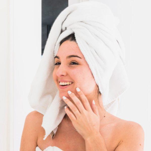 Ritual facial normal (pieles normales) de cosmética natural Dehesia