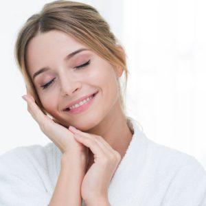 Ritual limpieza facial piel grasa de cosmética natural