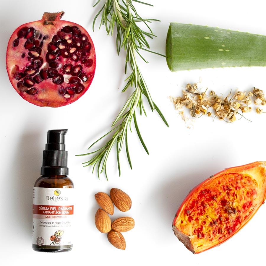 Sérum natural ingredientes Dehesia