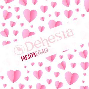 Tarjeta Regalo Amor Dehesia